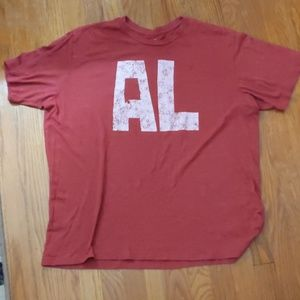 State of mine Alabama t-shirt